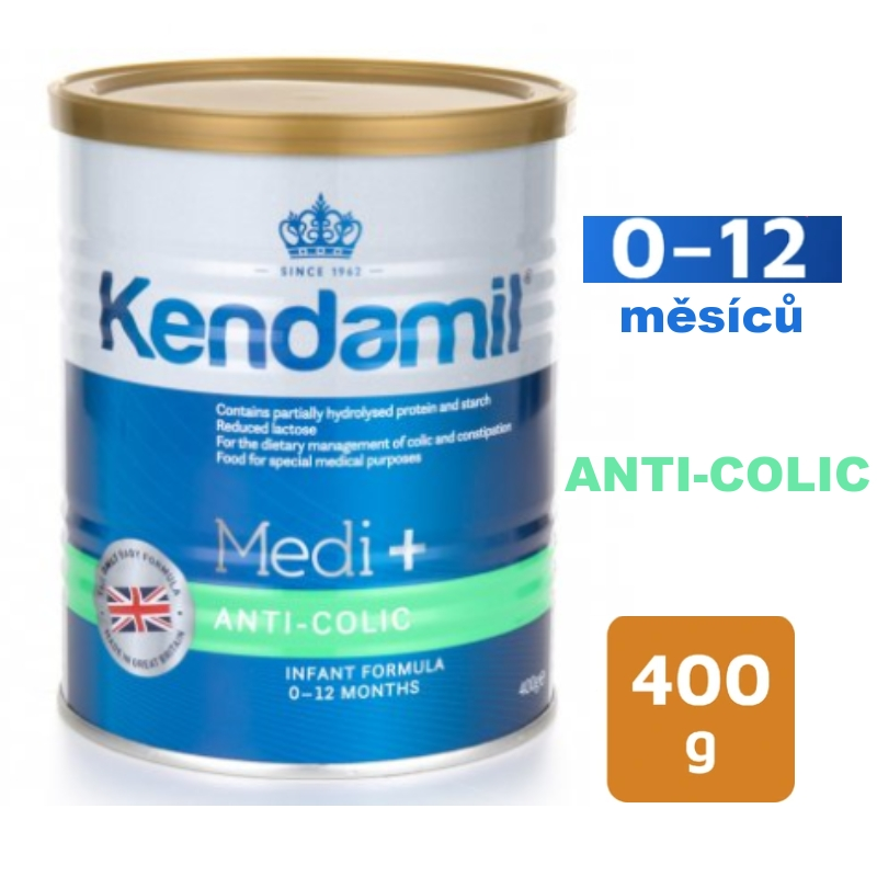 Kendamil mléko Medi Plus Anti-Colic (400g)