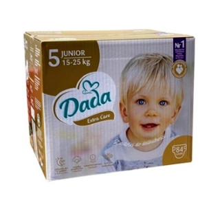 Dada Extra Care box 5 (15-25 kg) 84 ks