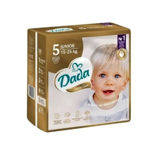 DADA Extra Care vel. 5 JUNIOR (15-25 kg) 28ks